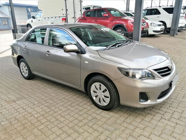 2018 Toyota Corolla Quest 1.6 Mpumalanga Ermelo_0