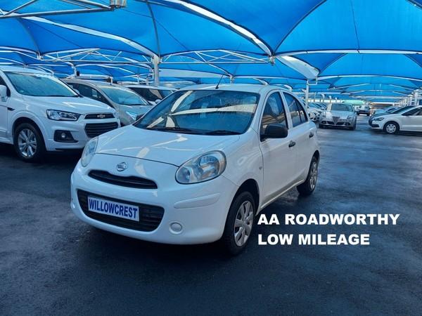 2011 Nissan Micra 1.2 Visia Insync 5dr d86v  Gauteng Randburg_0