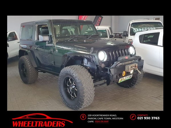 2011 Jeep Wrangler 3.8 Rubicon 2dr  Western Cape Parow_0