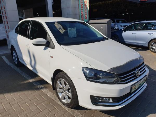 2015 Volkswagen Polo 1.6 Comfortline  Free State Bloemfontein_0