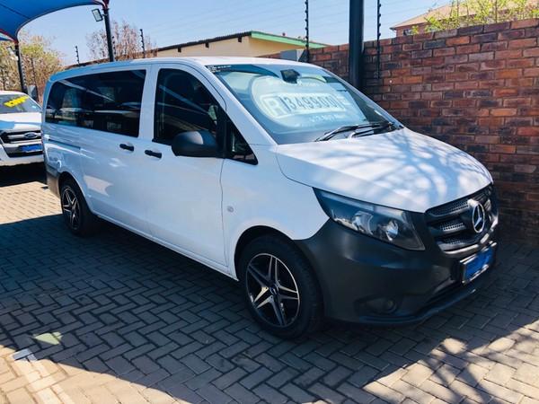 2017 Mercedes-Benz Vito 116 2.2 CDI Tourer Pro Auto Gauteng Pretoria_0