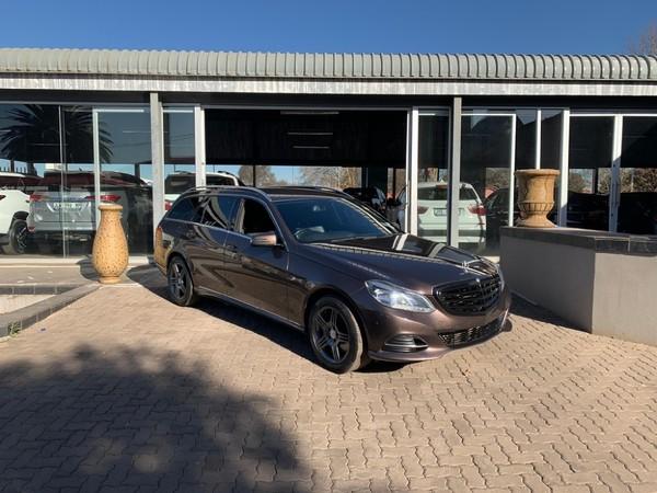 2013 Mercedes-Benz E-Class E 250 Estate Avantgarde Mpumalanga Delmas_0