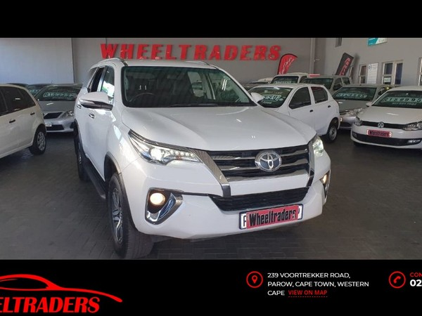 2016 Toyota Fortuner 2.8GD-6 RB Western Cape Parow_0