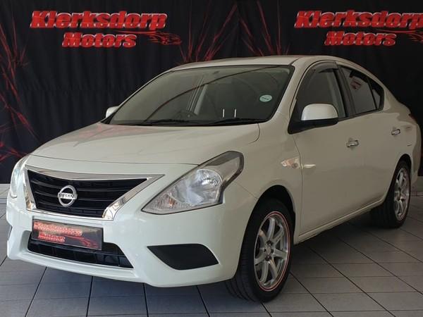 2015 Nissan Almera 1.5 Acenta North West Province Klerksdorp_0