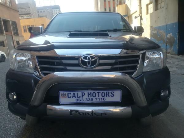 2014 Toyota Hilux 3.0 D-4d Raider 4x4 Pu Dc  Gauteng Marshalltown_0