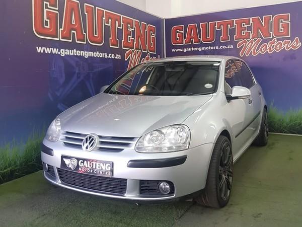 2009 Volkswagen Golf 2.0 Comfortline  Gauteng Pretoria_0