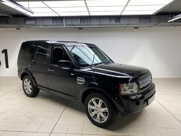 2011 Land Rover Discovery 4 3.0 Tdv6 Se  Western Cape Cape Town_0