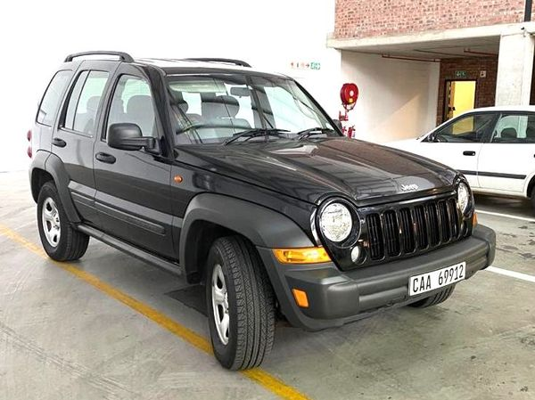 2008 Jeep Cherokee 3.7 Limited At  Western Cape Plumstead_0