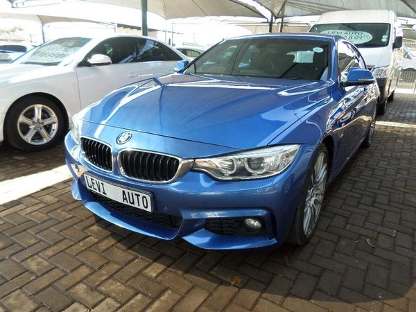 2014 BMW 4 Series 420i Gran Coupe Auto Gauteng Pretoria_0