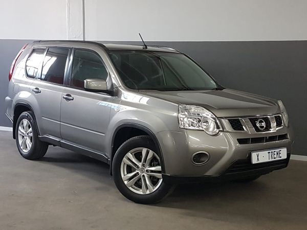 2012 Nissan X-Trail 2.0 4x2 Xe r79r85  Gauteng Sandton_0
