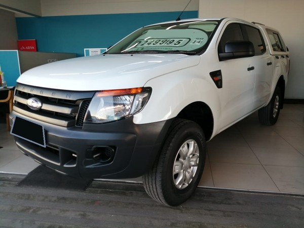 2014 Ford Ranger 2.2tdci Xl Pu Dc  Western Cape Goodwood_0