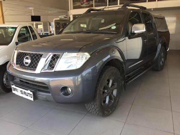 2013 Nissan Navara 2.5 Dci Le 4x4 At Pu Dc  North West Province Brits_0