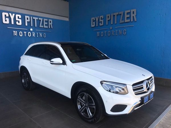 2016 Mercedes-Benz GLC 220d Exclusive Gauteng Pretoria_0