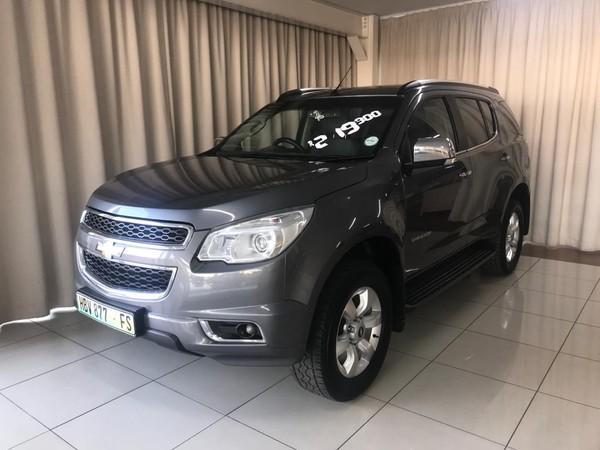 2015 Chevrolet Trailblazer 2.8 Ltz At  Gauteng Vereeniging_0