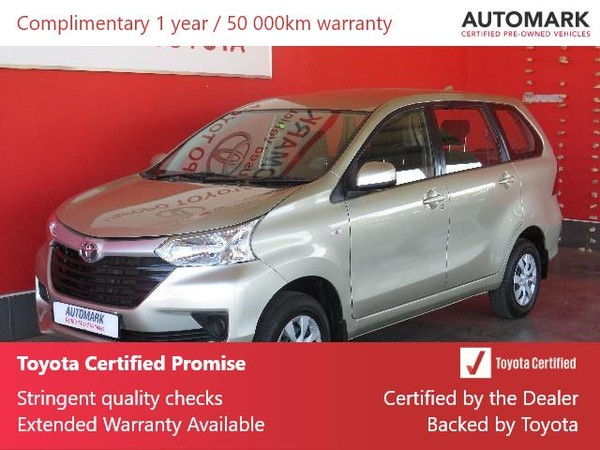 2019 Toyota Avanza 1.5 SX Limpopo Polokwane_0