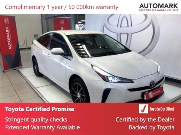 2020 Toyota Prius 1.8 5-Door Gauteng Johannesburg_0