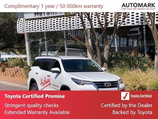 2020 Toyota Hilux 2.8 GD-6 Raider 4X4 Double Cab Bakkie Gauteng North Riding_0