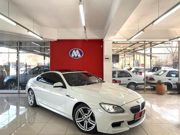 2012 BMW 6 Series 640d Coupe f13  Gauteng Vereeniging_0