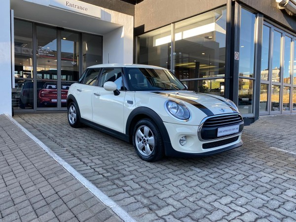 2018 MINI One 1.5T Auto 5-Door Gauteng Roodepoort_0