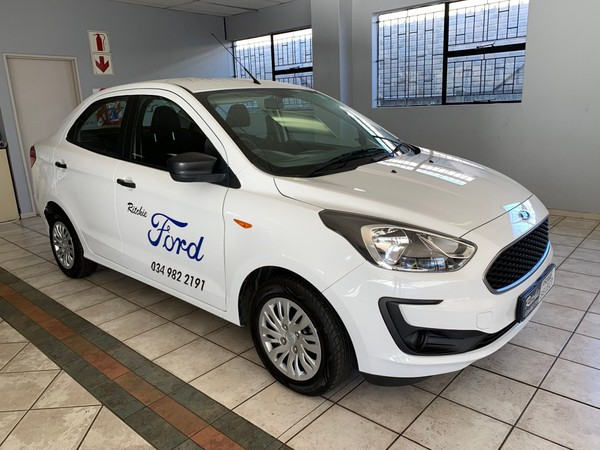 2020 Ford Figo 1.5 Ambiente Manual 4Door Kwazulu Natal Vryheid_0
