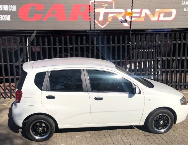 2006 Chevrolet Aveo 1.5 Ls 5dr  Gauteng Benoni_0