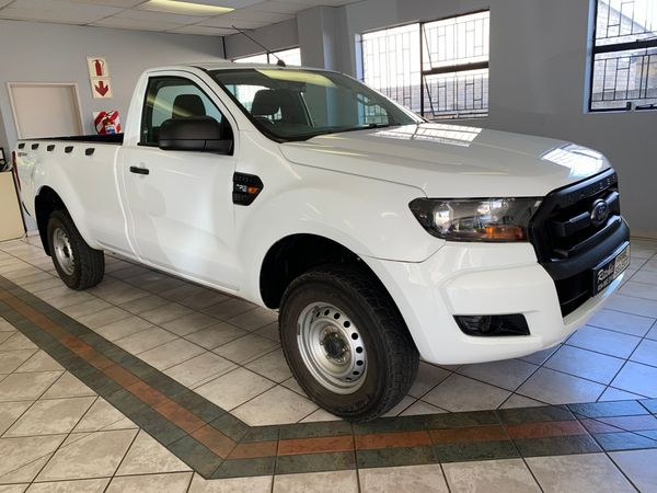 2016 Ford Ranger 2.2TDCi XL Single Cab Bakkie Kwazulu Natal Vryheid_0
