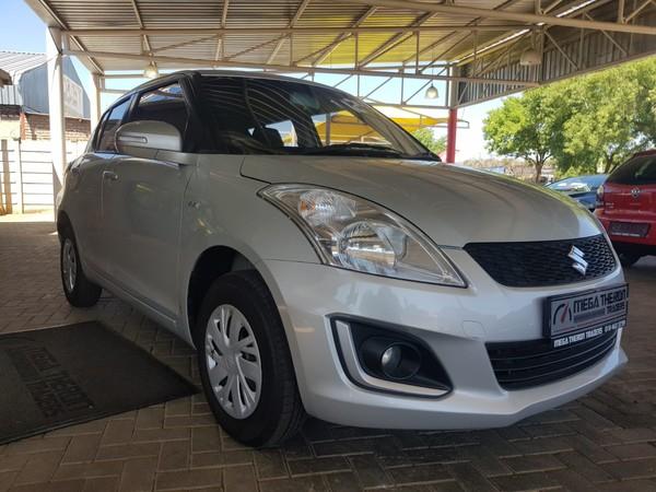 2017 Suzuki Swift 1.2 GL North West Province Klerksdorp_0