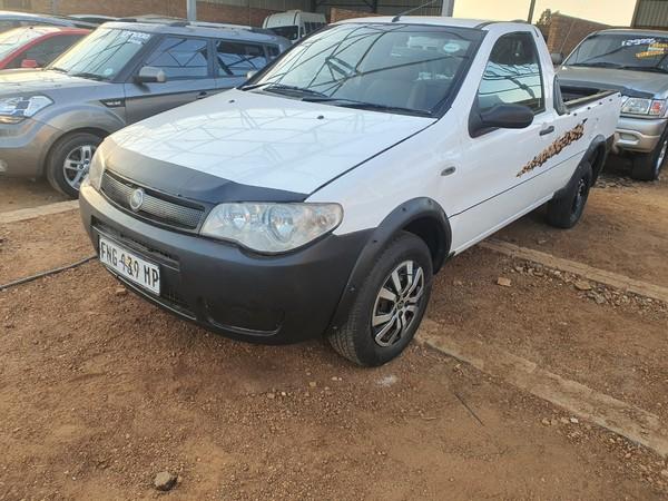 2006 Fiat Strada 1.2 El Pu Sc  Mpumalanga Mpumalanga_0