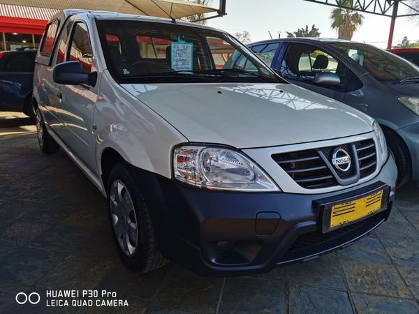2016 Nissan NP200 1.6 Ac Pu Sc  North West Province Rustenburg_0