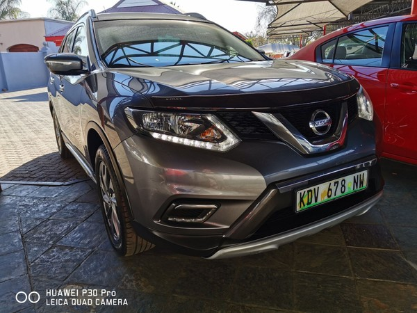 2015 Nissan X-Trail 1.6dCi XE T32 North West Province Rustenburg_0