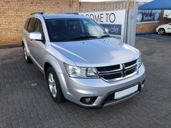 2012 Dodge Journey 3.6 V6 Sxt At  Gauteng Edenvale_0
