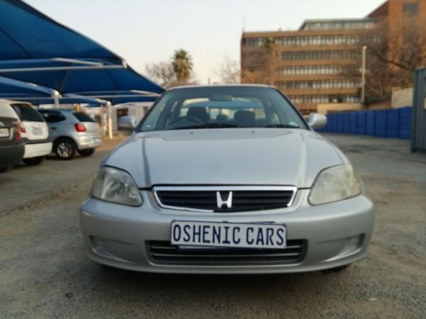 2000 Honda Ballade 160i Luxline At  Gauteng Kempton Park_0