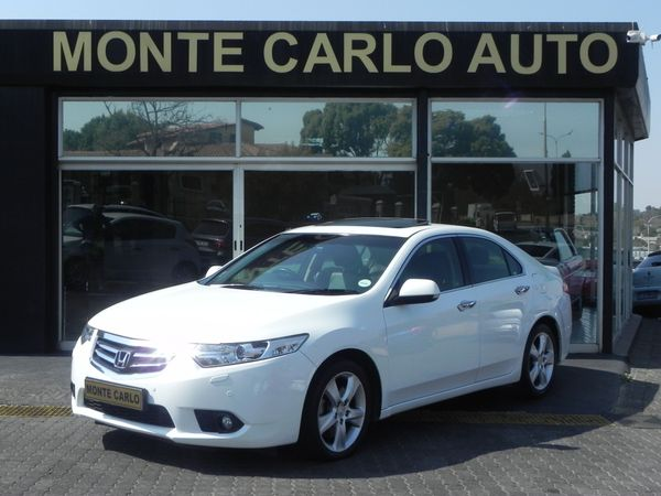 2013 Honda Accord 2.4 Executive At  Gauteng Sandton_0