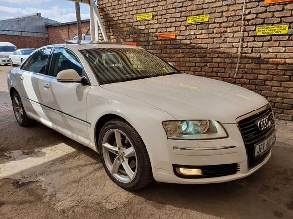 2010 Audi A8 3.0 Tdi Quattro Tip  Gauteng Pretoria_0