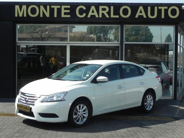 2014 Nissan Sentra 1.6 Acenta CVT Gauteng Sandton_0