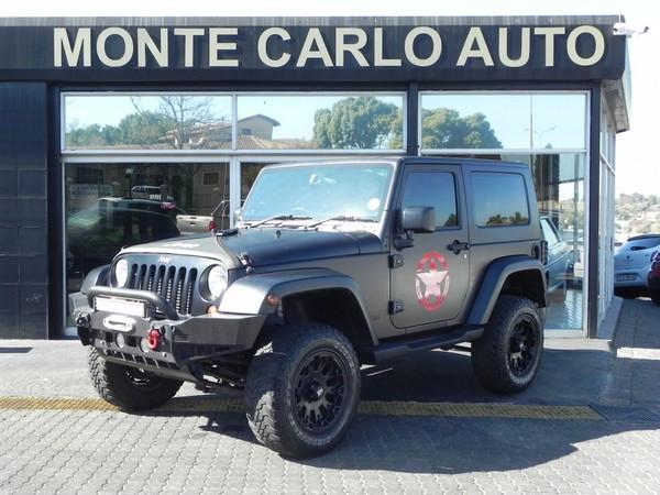 2011 Jeep Wrangler 2.8 Crd Sahara 2dr At  Gauteng Sandton_0