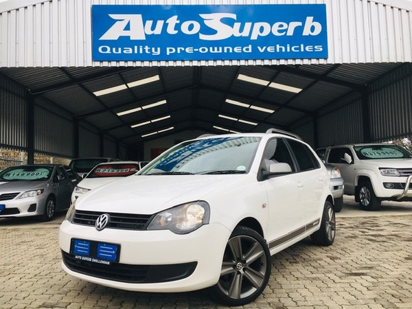 2013 Volkswagen Polo Vivo 1.6 MAXX Western Cape Swellendam_0