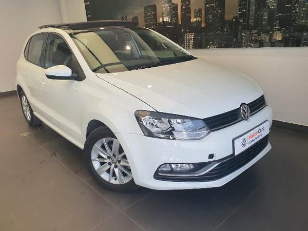 2016 Volkswagen Polo GP 1.2 TSI Comfortline 66KW Free State Bloemfontein_0