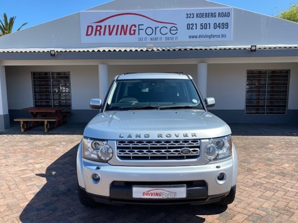 2012 Land Rover Discovery 4 3.0 Tdv6 Se  Western Cape Wynberg_0