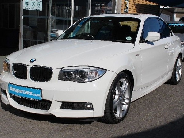 2013 BMW 1 Series BMW 125i Coupe At Western Cape Bellville_0