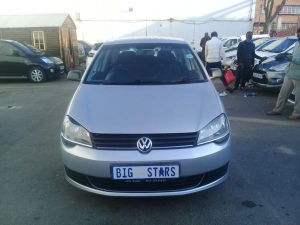 2011 Volkswagen Polo Vivo 1.6 Gauteng Johannesburg_0