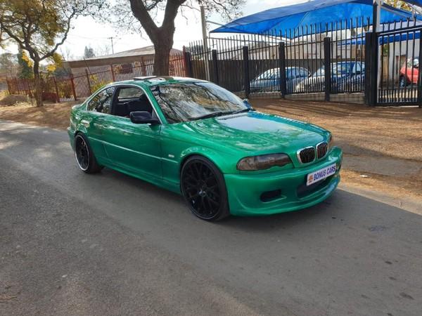 2003 BMW 3 Series 325ci Coupe e46  Gauteng Pretoria West_0