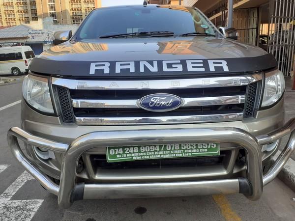 2015 Ford Ranger 3.2tdci Xlt 4x4 At Pu Dc  Gauteng Johannesburg_0