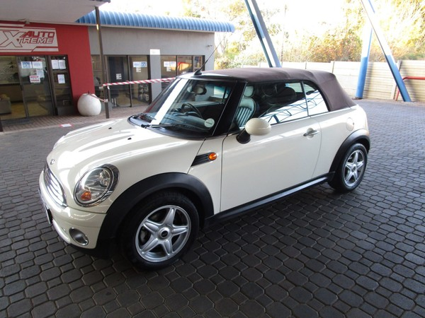 2009 MINI Cooper Convertible  Gauteng Pretoria_0