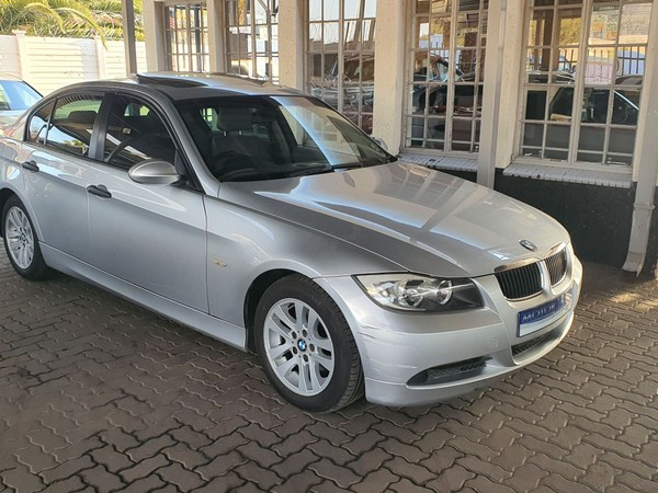 2005 BMW 3 Series 320i At e90  Gauteng Centurion_0