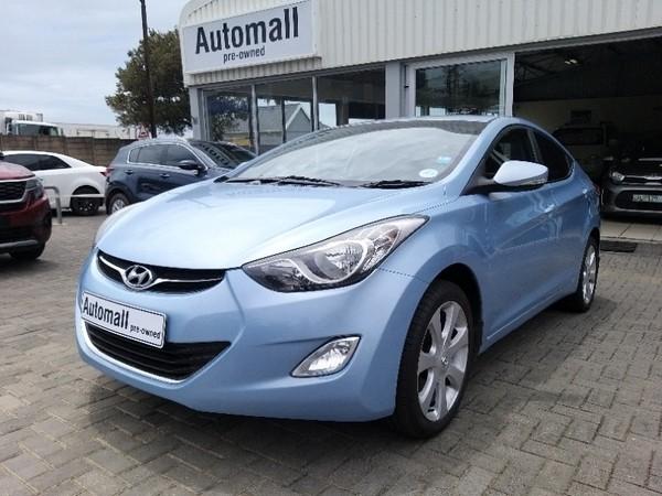 2012 Hyundai Elantra 1.8 Gls  Eastern Cape East London_0