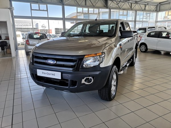 2015 Ford Ranger 2.2tdci Xl Pu Dc  Eastern Cape East London_0
