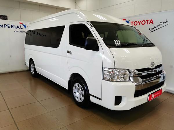 2018 Toyota Quantum 2.7 14 Seat  Gauteng Randburg_0
