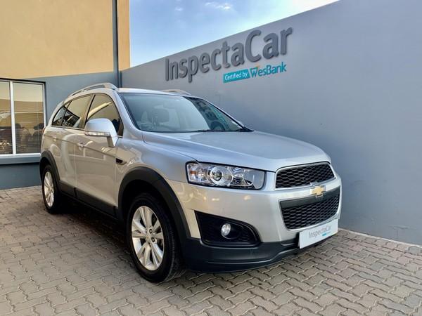 2015 Chevrolet Captiva 2.2D LT Auto Gauteng Pretoria_0