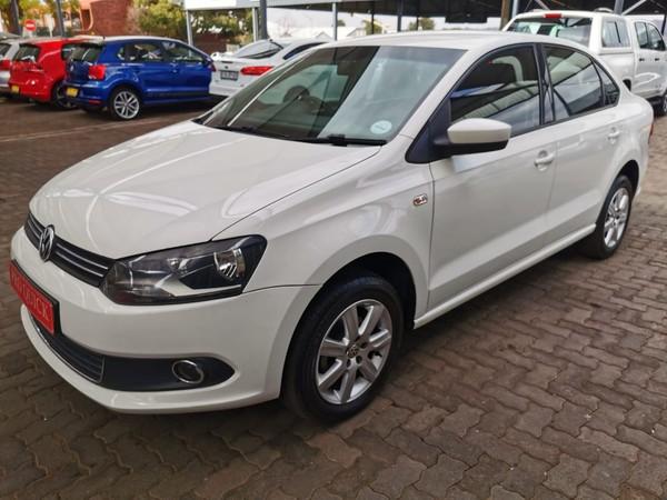 2015 Volkswagen Polo 1.6 Comfortline  Gauteng Pretoria_0